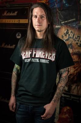 DEAF FOREVER Shirt - HMM