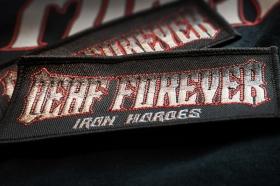 DEAF FOREVER Patch - Iron Hordes